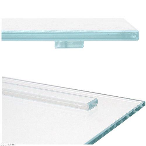 スーパークリア 苔テラリウム用 ガラスフタ 32×32cm ガラス厚5mm