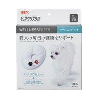 GEX ピュアクリスタル ウェルネスフィルター 犬用 1P
