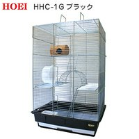 HOEI リスケージ HHC-1G(49×38×73cm)ブラック