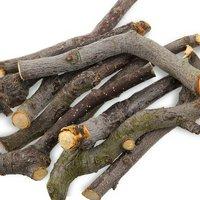 足場木 細 長さ約12cm 10本1組 (小型昆虫用) 転倒防止