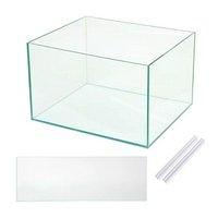 6045水槽(単体)アクロ60Nワイド(60×45×36cm)フタ付き オールガラス水槽 Aqullo