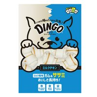 ディンゴ ミートインザミドル ミルク風味チキン 10本入