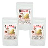 鳥さんの食事 昆虫食サポート ミルワームソフト 30g 3袋セット おやつ