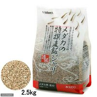 スドー メダカの特撰麦飯ジャリ 2.5kg