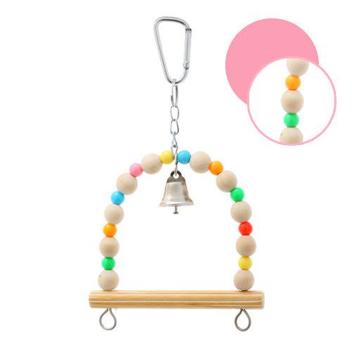 三晃商会 SANKO バードトイ スウィング S 鳥 おもちゃ ブランコ