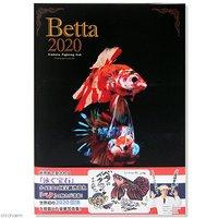 Betta2020 Siamese Fighting fish Photograph Collection 図鑑