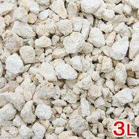 カルシウムリアクター専用 粗粒アラゴナイトメディア 3L 海水専用