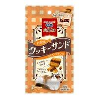 銀のスプーン 三ツ星グルメおやつ お魚味クッキーサンド まぐろチキン味 24g