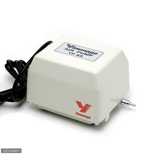 取り寄せ商品 安永電磁式エアーポンプ(ブロワー)YP−6A 120cm以上水槽用エアーポンプ 沖縄別途送料