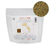 国産 モルモットの食事プレミアム 300g 毛球対策 小麦粉不使用 ヘルシーフード