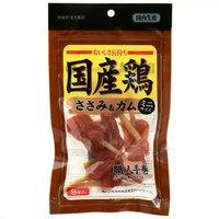 アスク 国産鶏 ささみ&ガム ミニ 8本