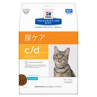 ヒルズ プリスクリプションダイエット〈猫用〉 c/d マルチケア フィッシュ入り 4kg