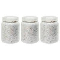 菌糸ビン XL-POT ヒラタケ 800cc 3本 透明ボトル