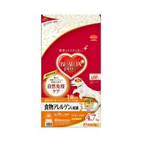 ビューティープロ ドッグ 食物アレルゲンに配慮 1歳から 4.7kg(ジッパー付き)