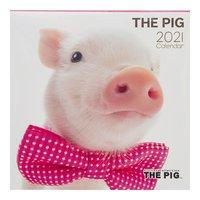 アーリスト THE PIG 2021年 カレンダー