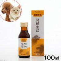 トーラス WellAge 健康寿命 発酵生活 100ml 犬猫用