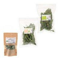 Leaf ドライリーフ3種セット(くわの葉くずの葉たんぽぽの葉)USAYAMA