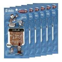 アスク ねこちゃんおやつ にぼし味 20g 6袋