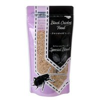 クロコオロギフード 共食い対策 プロテイン配合 150g エサ スズムシ コオロギ用フード