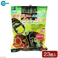 マルカン 昆虫ゼリー サムライ ジャンボL (23個入) 昆虫ゼリー カブトムシ クワガタ