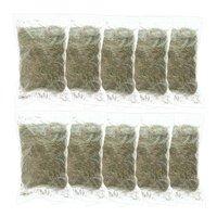 バミューダヘイ チャック袋 2.5kg(250g×10袋) 牧草 うさぎ 小動物