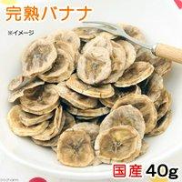 USAYAMA 完熟バナナ 40g 国産 小動物のおやつ ドライフルーツ うさぎ ハムスター 無添加 無着色