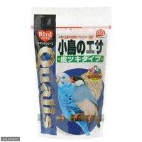 クオリス 小鳥のエサ(皮ツキタイプ) 350g 鳥 フード 餌 えさ 種 穀類