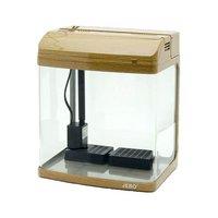 JEBO インテリアセット水槽 R-331 ライトオーク 50HZ