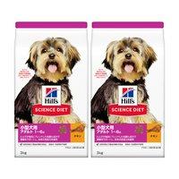 サイエンスダイエット 小型犬用  アダルト 3kg 正規品 2袋セット
