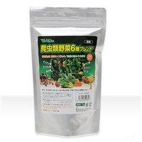 ビバリア 爬虫類野菜6種ブレンド 70g×3個 爬虫類 餌