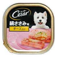 マース シーザー 絹ささみ チーズ入り 100g ドッグフード シーザー