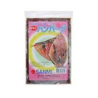 冷凍★赤虫(アカムシ)入りハンバーグ 100g 1枚 別途クール手数料