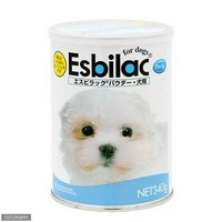 共立製薬 エスビラックパウダー犬用 340g 授乳期~幼犬成犬高齢犬用 犬 ミルク