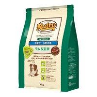 ニュートロ ナチュラルチョイス ラム&玄米 中型犬~大型犬用 エイジングケア 4kg プロテインシリーズ