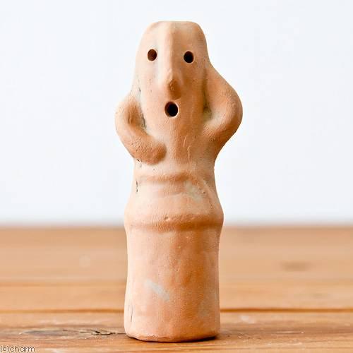 ハニワの踊る埴輪 (女性)(高さ10cm)