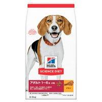 ヒルズ サイエンスダイエット ドッグフード アダルト 1歳~6歳 小粒 成犬用 チキン 6.5kg