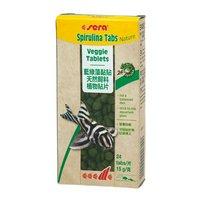 スピルリナタブズ 24錠 熱帯魚 エサ 藻食性