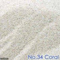 No.34 Coral(サンゴ砂) パウダー 9リットル(60cm水槽用)