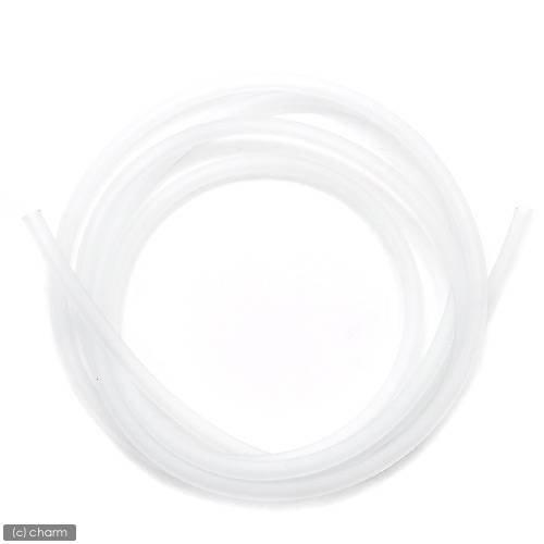 シリコンタイプ エアーチューブ (乳白色) 10m