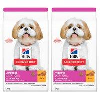 サイエンスダイエット 小型犬用  シニアプラス 3kg 正規品 2袋セット