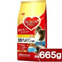 ビューティープロ ドッグ 食物アレルゲンに配慮 1歳から 665g(95g×7袋)
