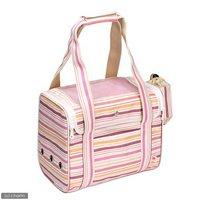 マルカン うさぎのおでかけバッグ ピンク うさぎ キャリーバッグ