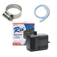 60Hz 6045オーバーフロー水槽用 カミハタ Rio+(リオプラス) 3100セット