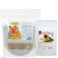 鳥さんの食事 昆虫食サポート ミルワームソフトと総合栄養食 デイリーアップフード カナリア セット