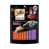 シーバ とろ~り メルティ まぐろ味セレクション 12g×20P キャットフード