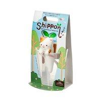 Shippon(しっぽん) ネコ ワイルドストロベリー 猫 雑貨 家庭菜園 キッチン菜園