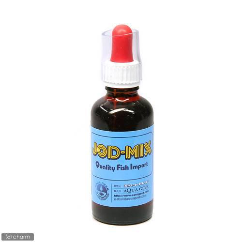 濃度が濃くイオンバランスを崩さない QFI JOD−MIX(アイオダイン) 50ml ヨウ素 添加剤
