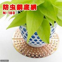 防虫銅底網 N-180