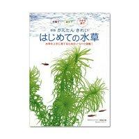 アクアライフの本 新版 かんたん きれい はじめての水草 書籍 水草