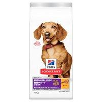 ヒルズ サイエンスダイエット ドッグフード 小型犬用 敏感なお腹と皮膚の健康サポート チキン 1.3kg